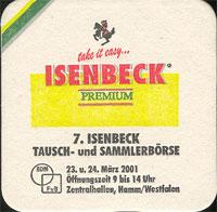 Pivní tácek isenbeck-7-zadek