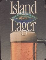 Beer coaster island-lager-1-small