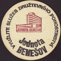 Beer coaster j-benesov-1-small