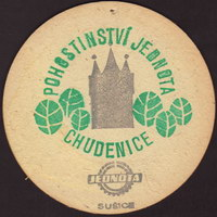 Beer coaster j-chudenice-1-small