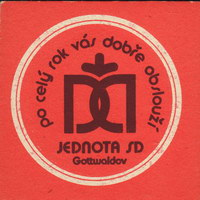 Beer coaster j-gottwaldov-1-small