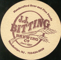 Beer coaster j-j-bitting-1