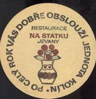 Pivní tácek j-kolin-1-zadek