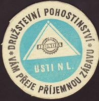 Pivní tácek j-usti-nad-labem-1