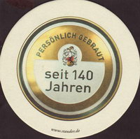 Pivní tácek jacob-stauder-4-zadek-small