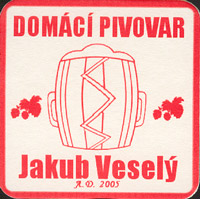 Beer coaster jakub-vesely-1