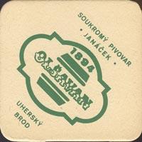 Beer coaster janacek-1