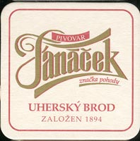 Beer coaster janacek-10