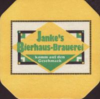 Beer coaster jankes-bierhaus-1-small