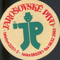 Beer coaster jarosov-2