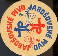 Beer coaster jarosov-5-oboje