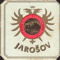 Beer coaster jarosov-9-small