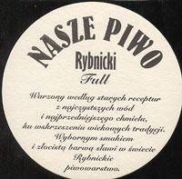 Beer coaster jedrzejow-1-zadek