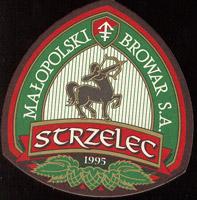 Beer coaster jedrzejow-2