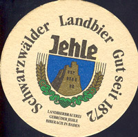 Beer coaster jehle-1