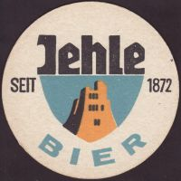Beer coaster jehle-4-small