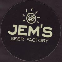 Beer coaster jems-beer-factory-3-small