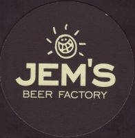 Beer coaster jems-beer-factory-4-small