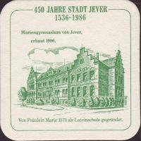 Beer coaster jever-113-zadek-small
