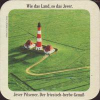 Beer coaster jever-115-zadek-small