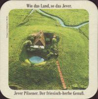 Beer coaster jever-116-zadek-small