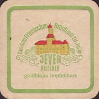 Beer coaster jever-132-small