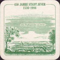 Beer coaster jever-147-zadek-small