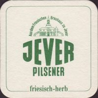 Beer coaster jever-150-small