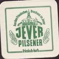 Beer coaster jever-157-small