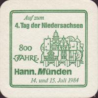 Beer coaster jever-159-zadek-small