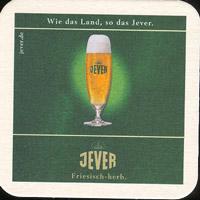 Beer coaster jever-30