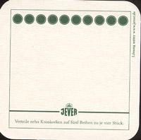 Beer coaster jever-34-zadek
