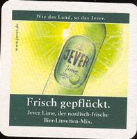 Beer coaster jever-35-zadek