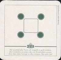 Beer coaster jever-37-zadek