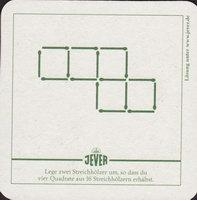 Beer coaster jever-49-zadek-small