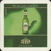 Beer coaster jever-54-small
