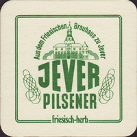 Beer coaster jever-63-small