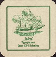 Beer coaster jever-63-zadek-small