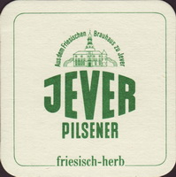 Beer coaster jever-67-small