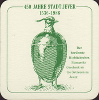 Beer coaster jever-70-zadek-small