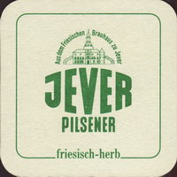 Beer coaster jever-73-small