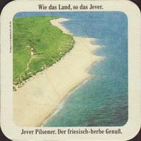Beer coaster jever-73-zadek-small