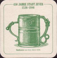 Beer coaster jever-84-zadek-small