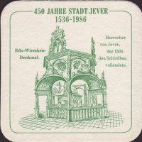 Beer coaster jever-86-zadek-small