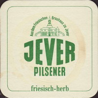 Beer coaster jever-87-small