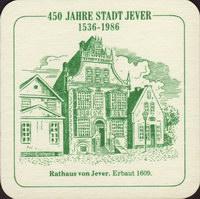 Beer coaster jever-87-zadek-small