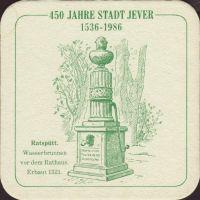 Beer coaster jever-88-zadek-small