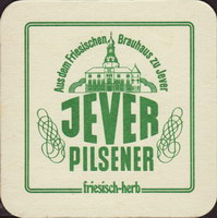 Beer coaster jever-91-small