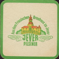 Beer coaster jever-96-small