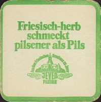 Beer coaster jever-96-zadek-small